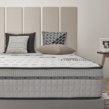 Visco Carbone Memory Foam Mattress with Bio Memory® and Aero Latex®