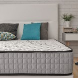 Antistress Memory Foam Mattress with Carbon Fibres & Viscotex®