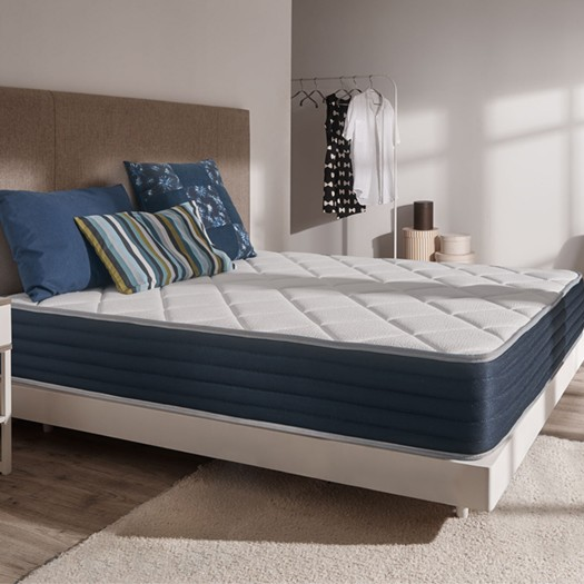 Ideal Visco Mattress with Thermosoft® Memory Foam